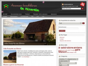 Annonces Immobilieres Picardie