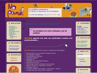 Site No Panik Informatique 80 Fouilloy